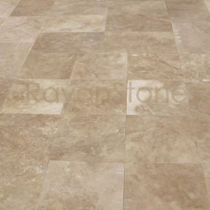 Cream-travertine
