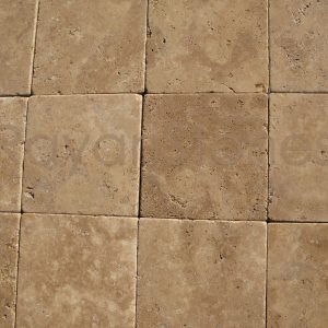 noce travertine tumbled tiles