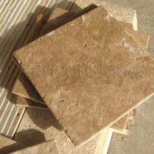 noce travertine brushd