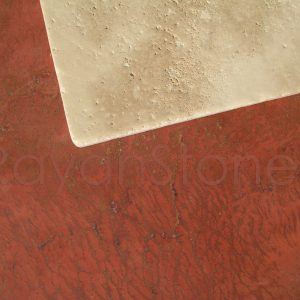 red-travertine-honed-filled-40x60