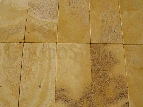 yellow-travertine-honed-filled-40x60